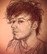 Portrait of an Artist, Summer 2014