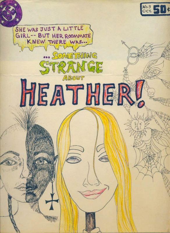 Heather Carr sketch drawing