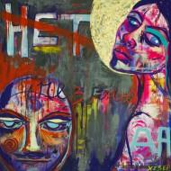 painting art Heather Carr XE3EP Xezep